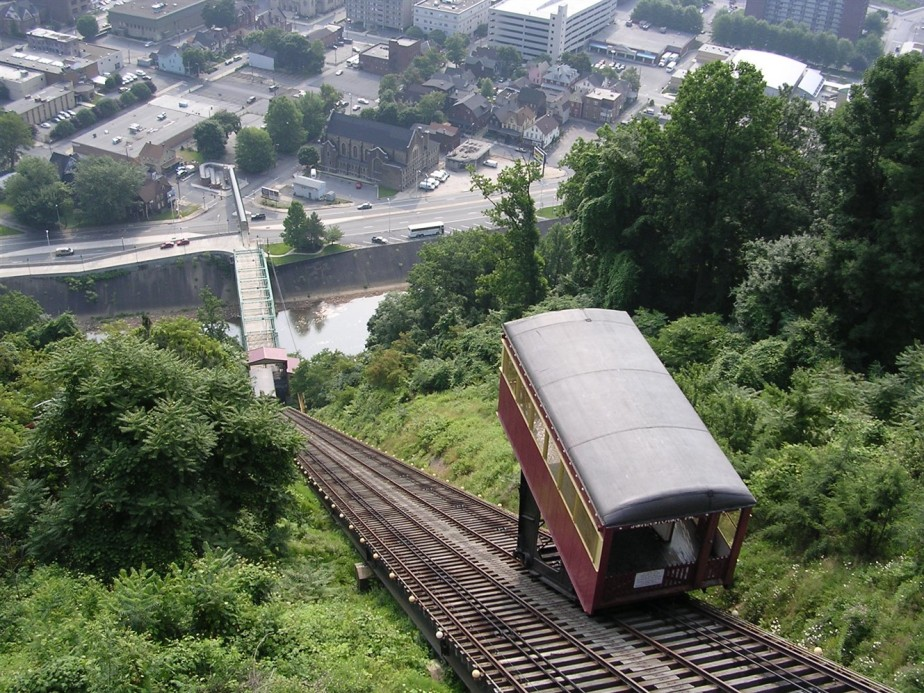 Johnstown & Altoona, PA – July 2004 – Curves and Hills