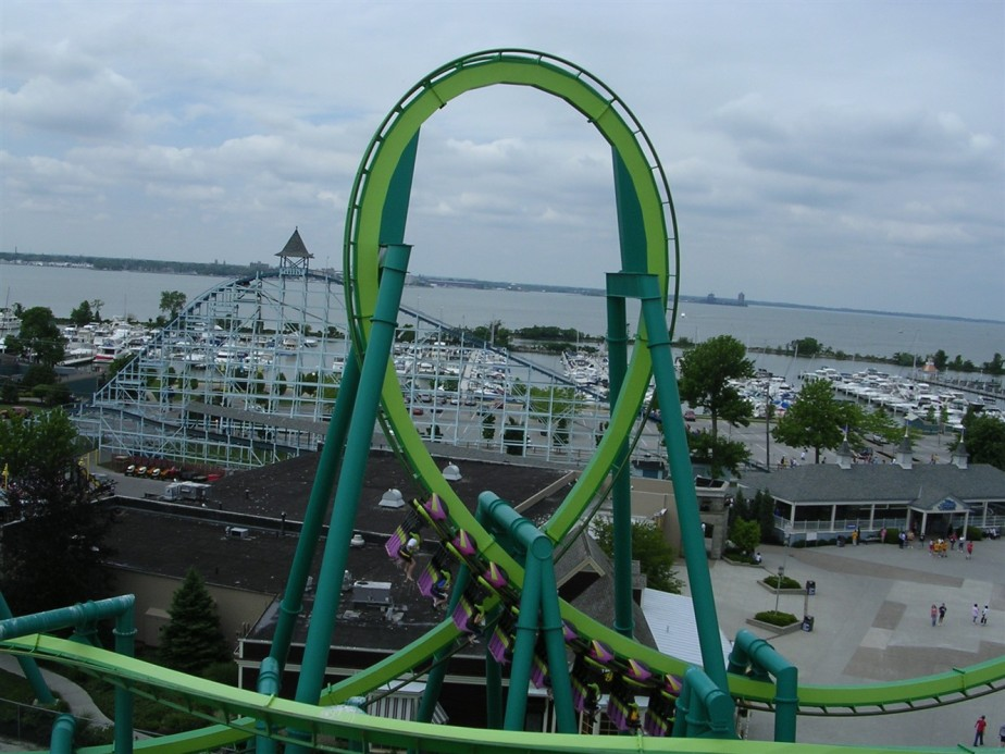 Sandusky, OH – June 2005 – Cedar Point Amusement Park