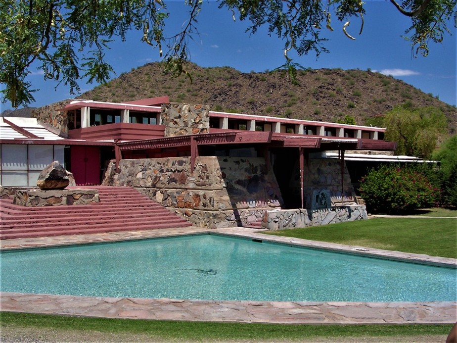 Scottsdale, AZ – June 2005 – Taliesin West