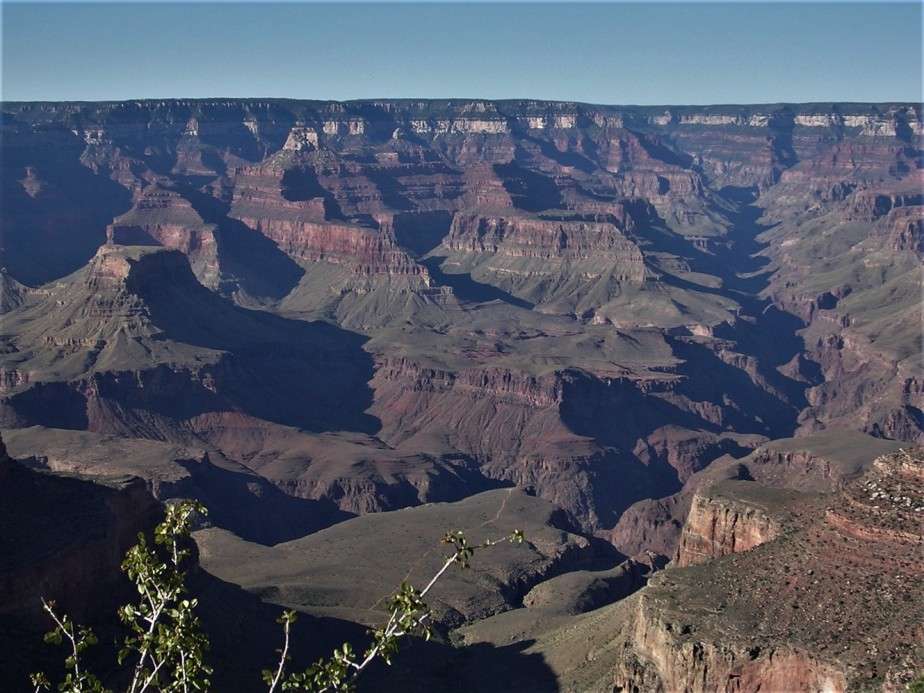 Grand Canyon, AZ – June 2005 – The National Park