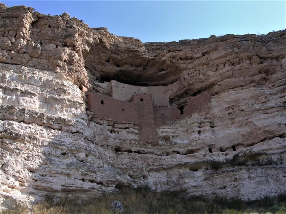 Prescott, AZ – June 2005 – Montezuma's Castle