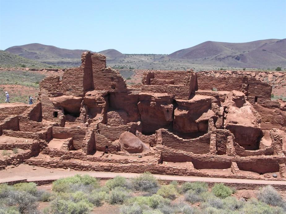 2005 06 26 Wupataki Ruins Arizona 5.jpg