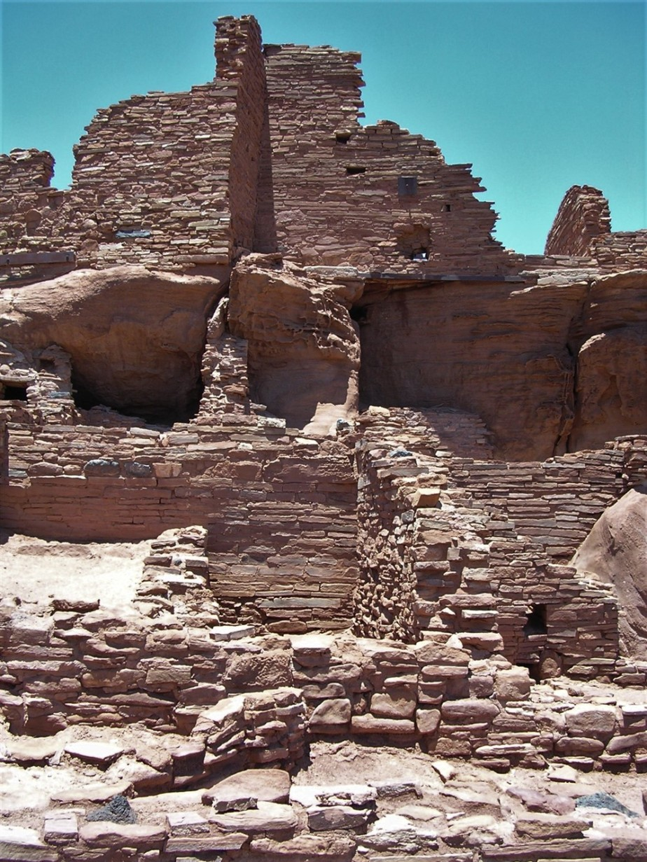 2005 06 26 Wupataki Ruins Arizona 9.jpg