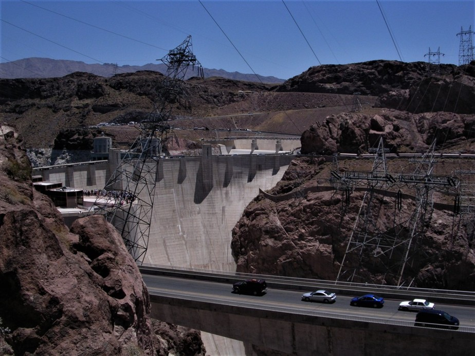 Boulder City, NV – June 2005 – Hoover Dam