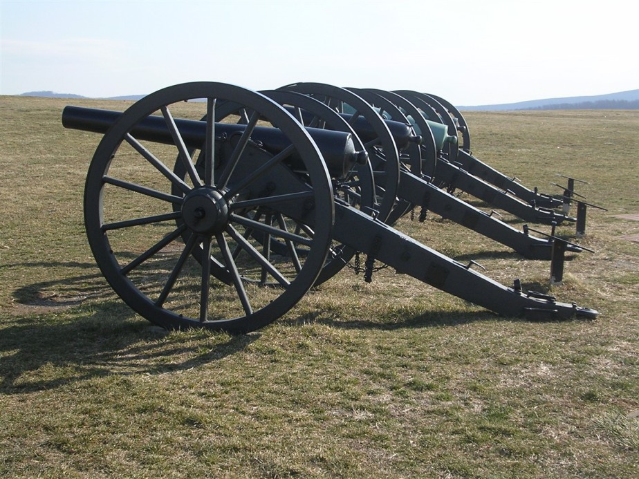 Antietum, MD – February 2006 – Battlefieldvisit