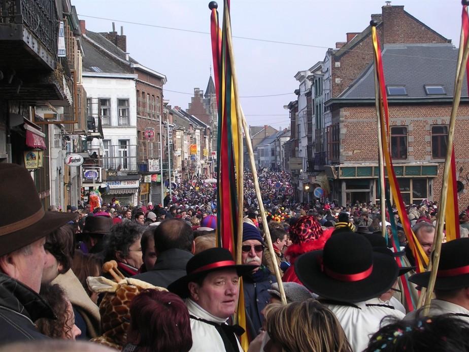 Binche, Belgium – February 2006 –Carnival
