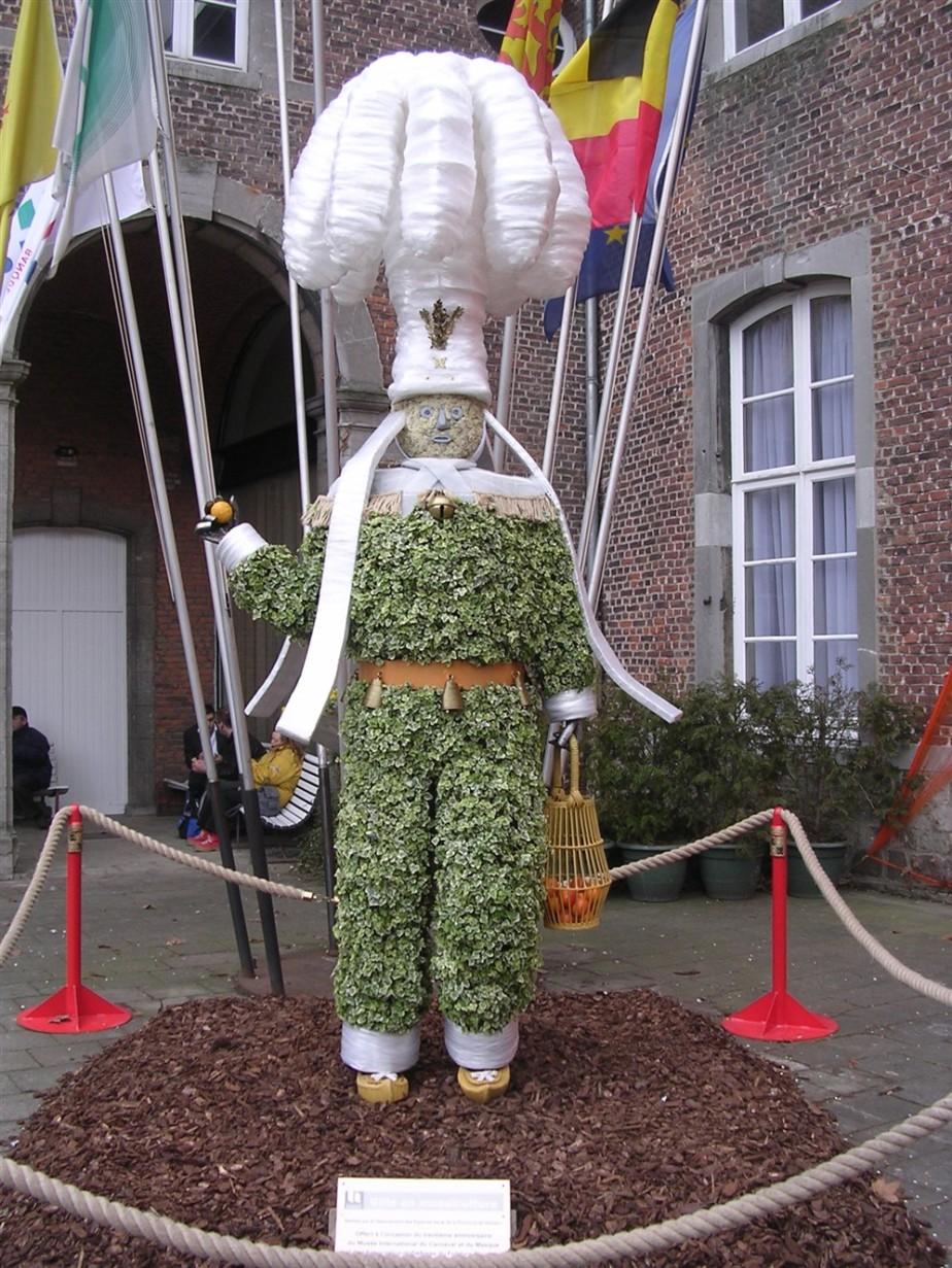 Binche, Belgium – February 2006 –Museum