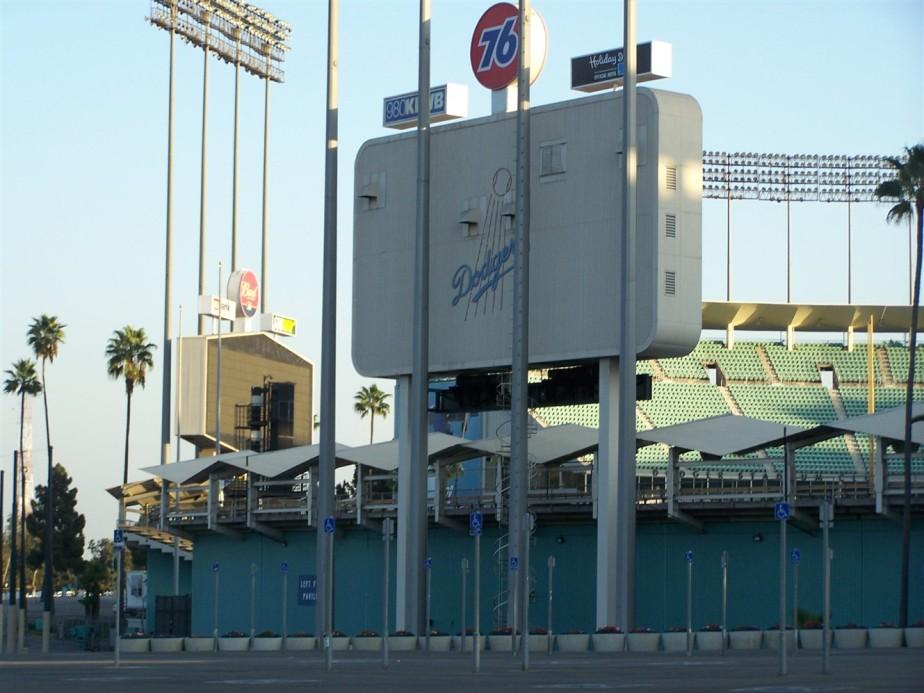 Los Angeles – November 2006 – Great SportsVenues