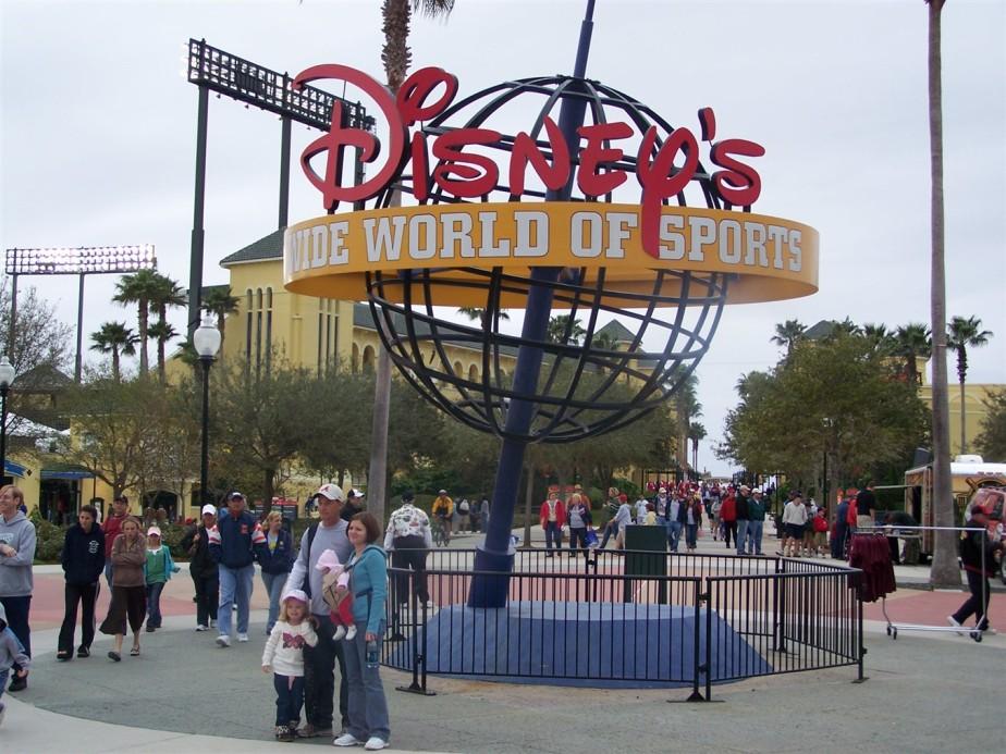 2007 03 02 Atlanta Braves Spring Training Disney 63.jpg