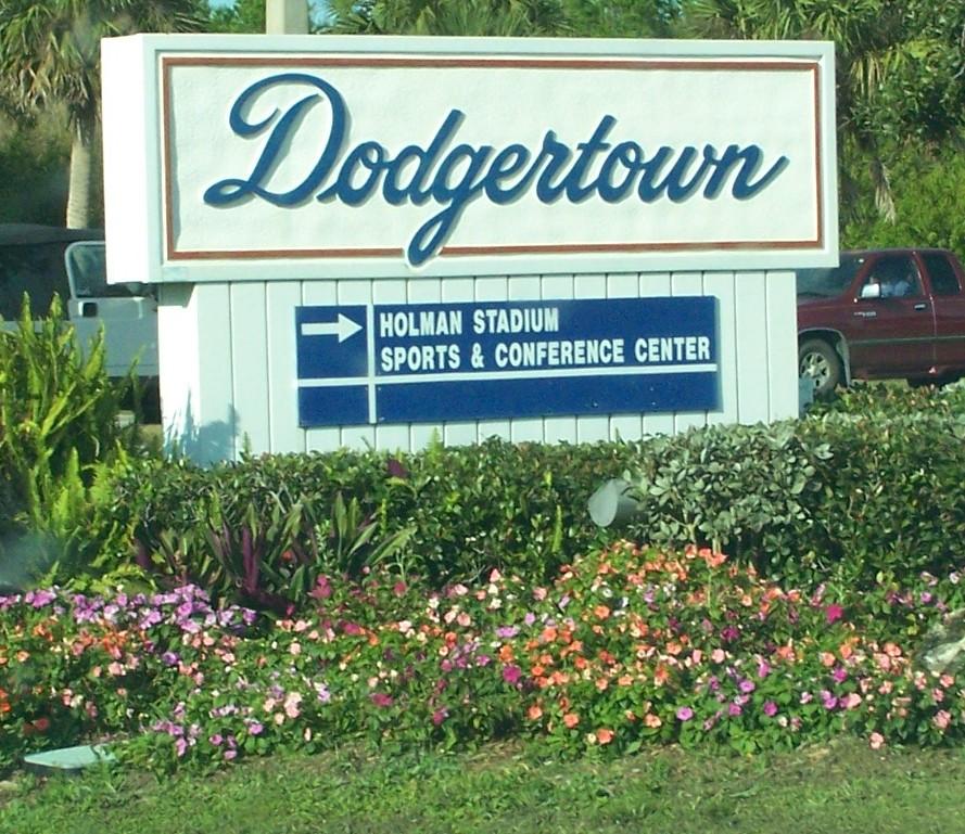 2007 03 08 40 Los Angeles Dodgers Spring Training Vero Beach Florida.jpg