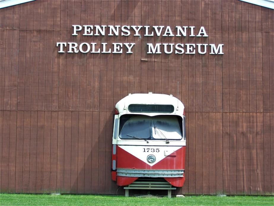 Washington, PA – June 2007 – Pennsylvania TrolleyMuseum