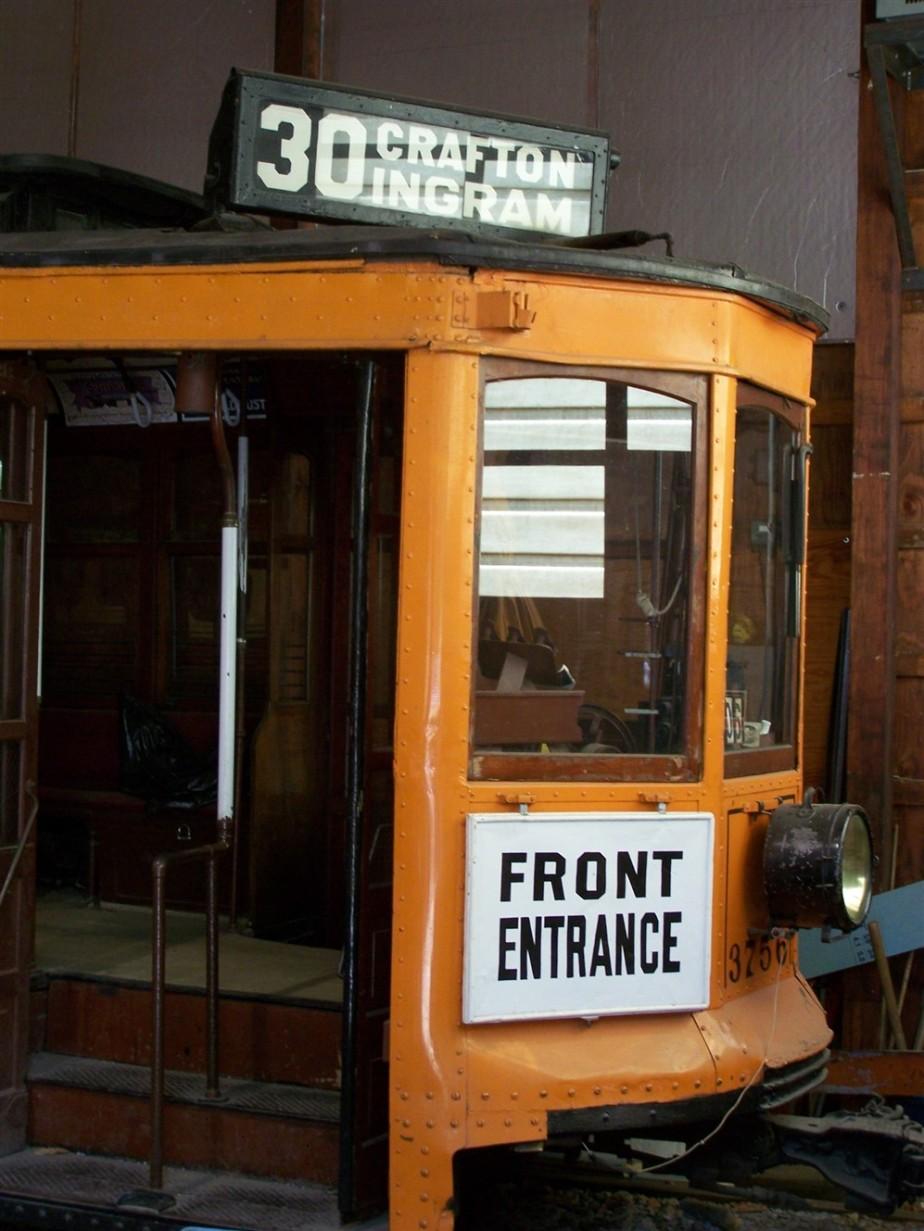 2007 06 30 43 PA Trolley Museum Washington PA.jpg