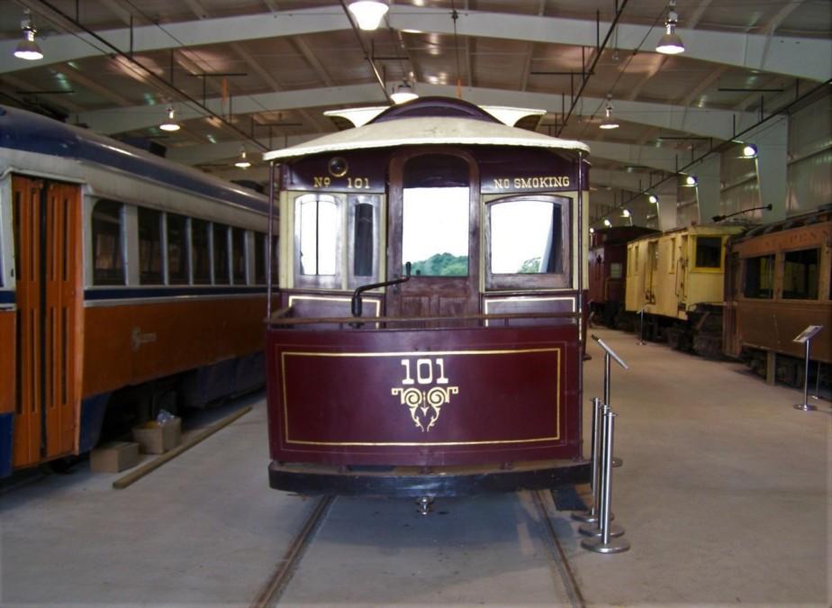 2007 06 30 75 PA Trolley Museum Washington PA.jpg