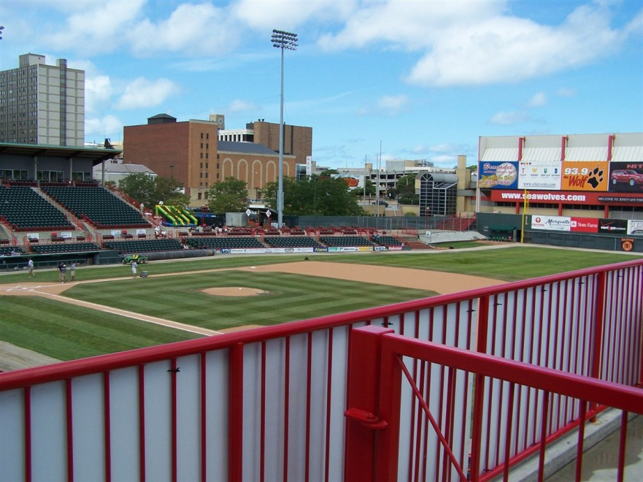 2007 07 15 20 Erie SeaWolves Baseball.jpg