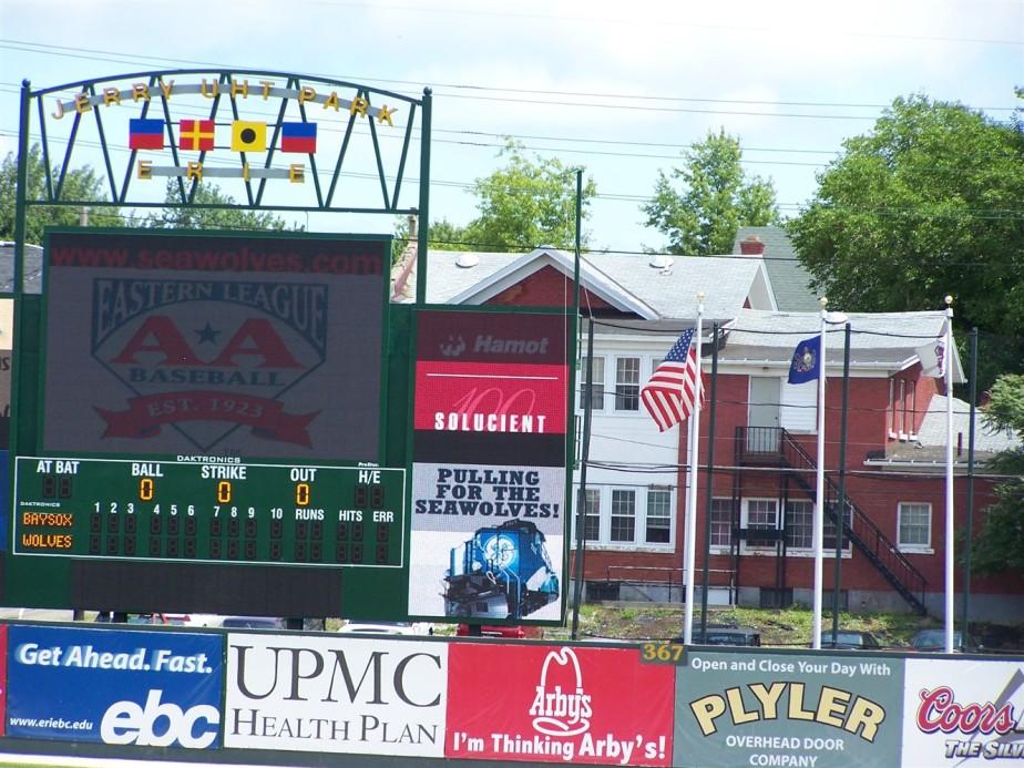 2007 07 15 37 Erie SeaWolves Baseball.jpg