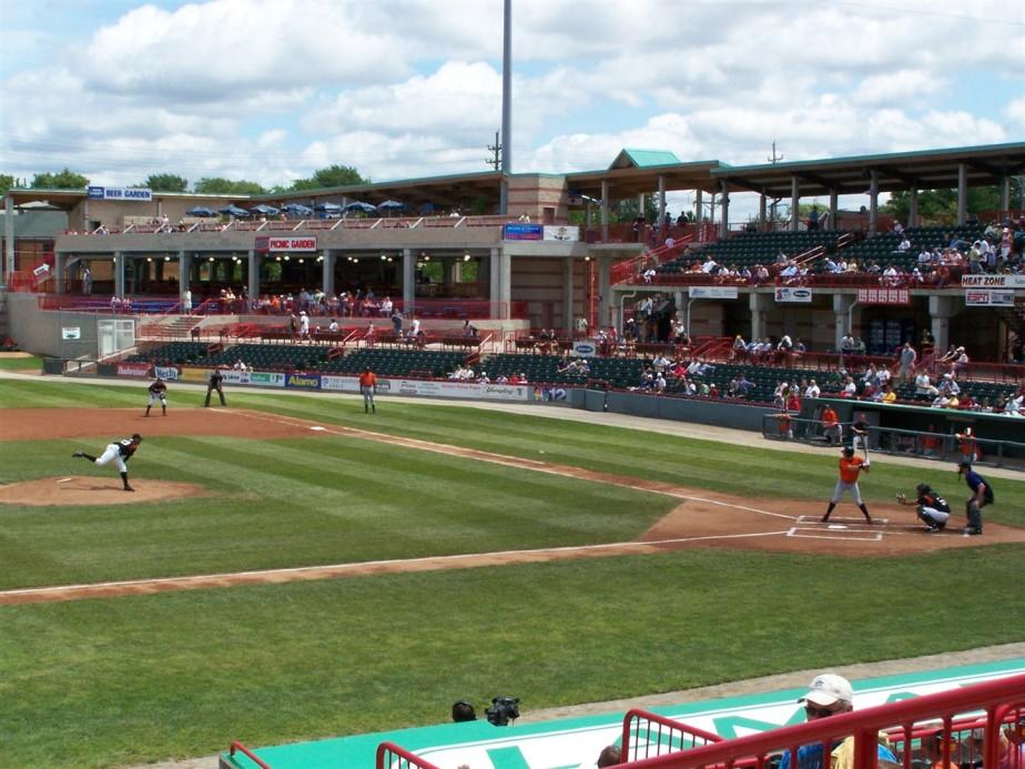 2007 07 15 40 Erie SeaWolves Baseball.jpg