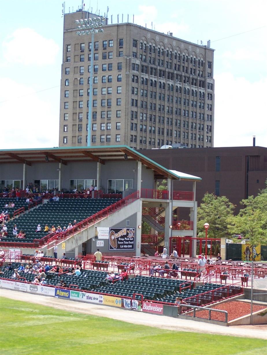 2007 07 15 50 Erie SeaWolves Baseball.jpg