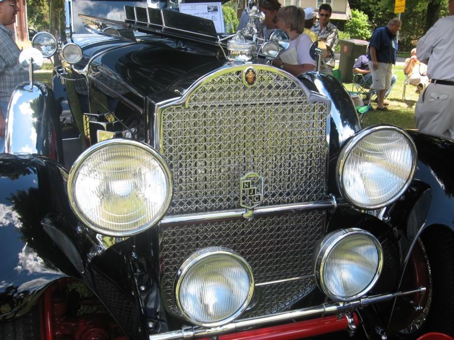 2007 07 21 28 Packard Car Show Warren OH.jpg