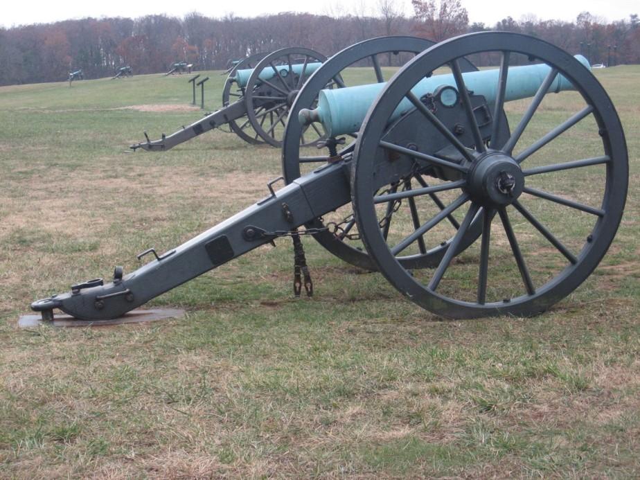 Manassas, VA – December 2007 – Civil WarBattlefield