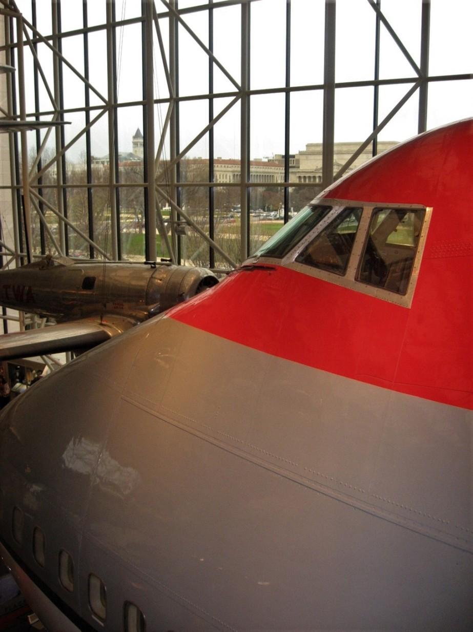 2007 12 02 Smithsonean Air & Space Museum Washington DC 3
