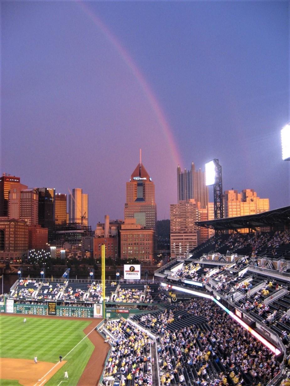 Pittsburgh – June 2008 – StormyStadium