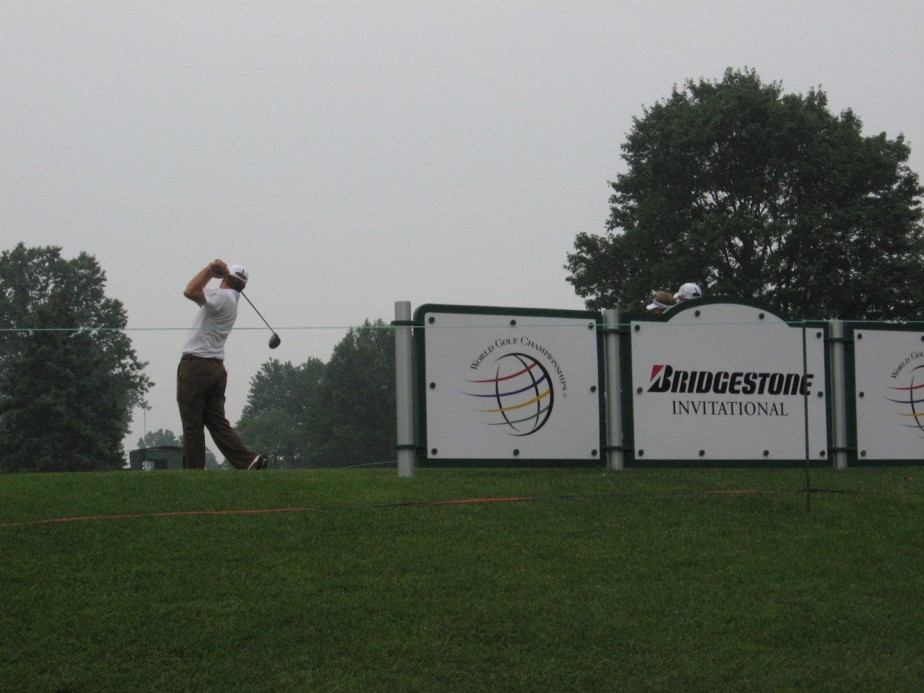 Akron – July 2008 – Another GolfTournament