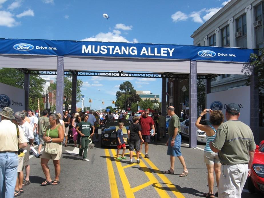 Detroit – August 2008 – MustangAlley