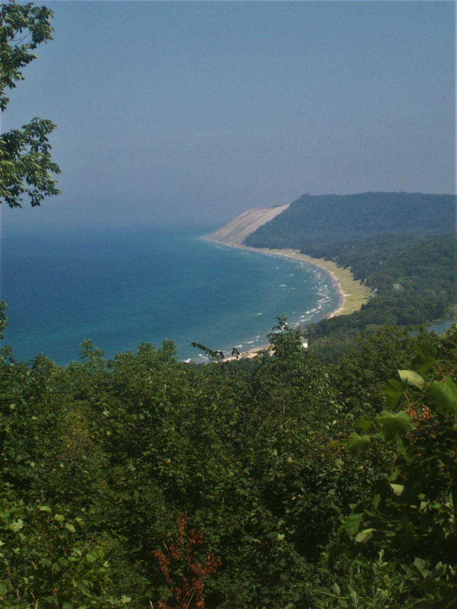 Empire, MI – August 2008 – Sleeping Bear Dunes National Lakeshore