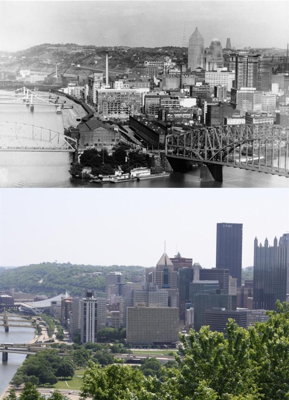 2009 05 31 Pittsburgh Gateway Center 2009 1945 Before Demo.jpg