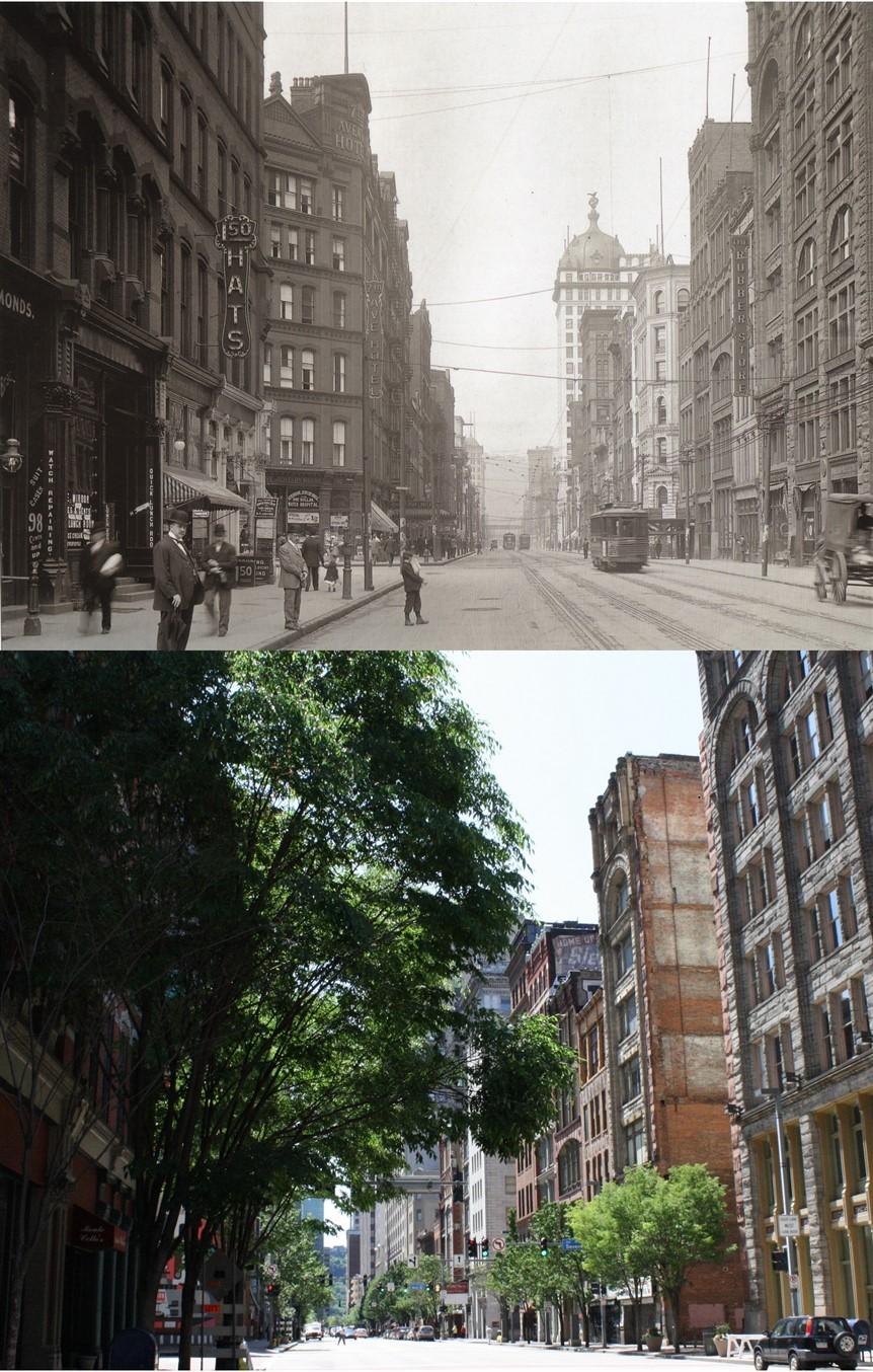 2009 05 31 Pittsburgh Liberty Avenue 2009 1910.jpg