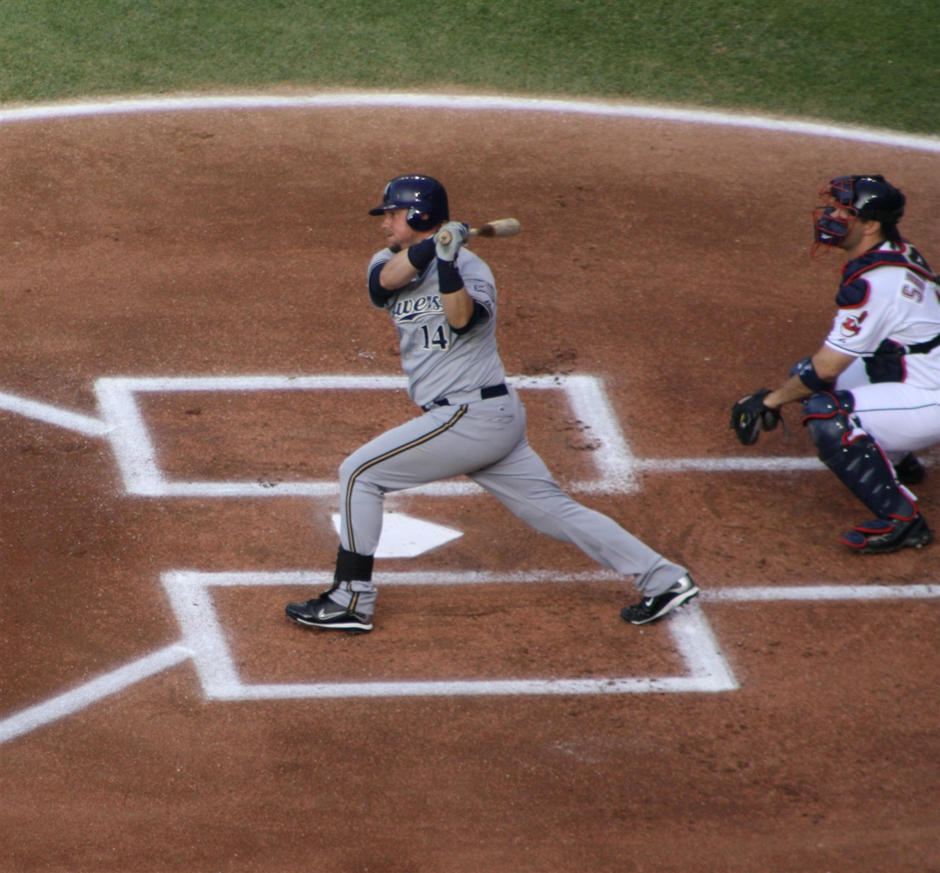 2009 06 15 Cleveland Indians 2.jpg