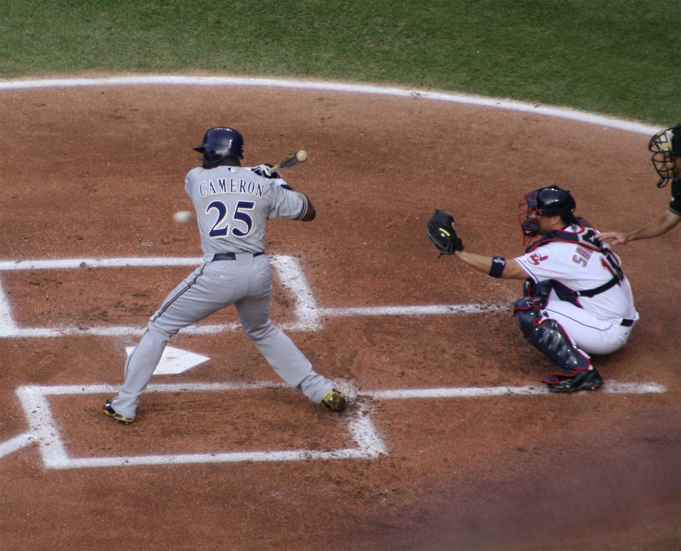 2009 06 15 Cleveland Indians 7.jpg