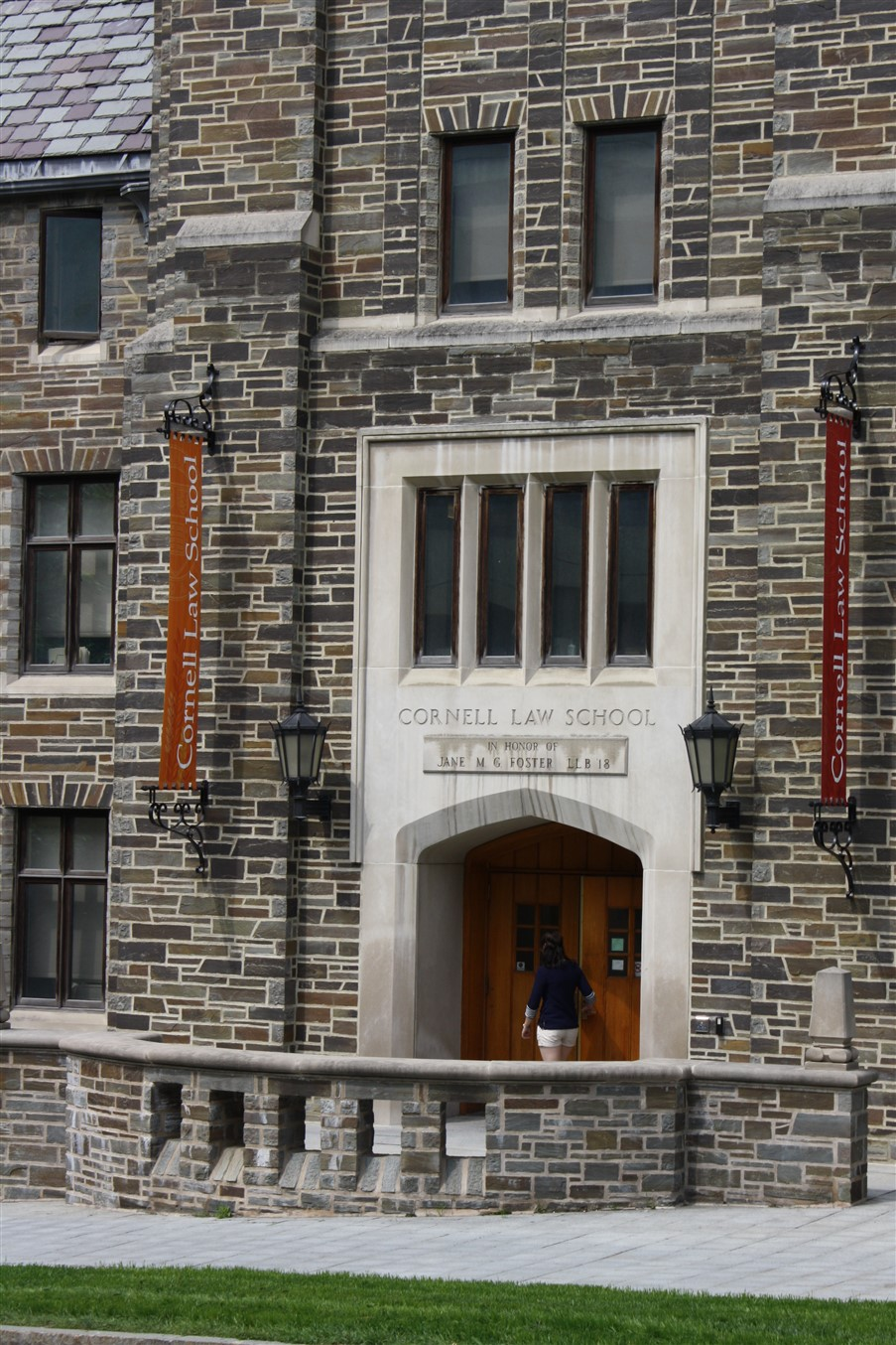 2009 06 17 Law School Road Trip Day 2 13 Cornell Visit.jpg