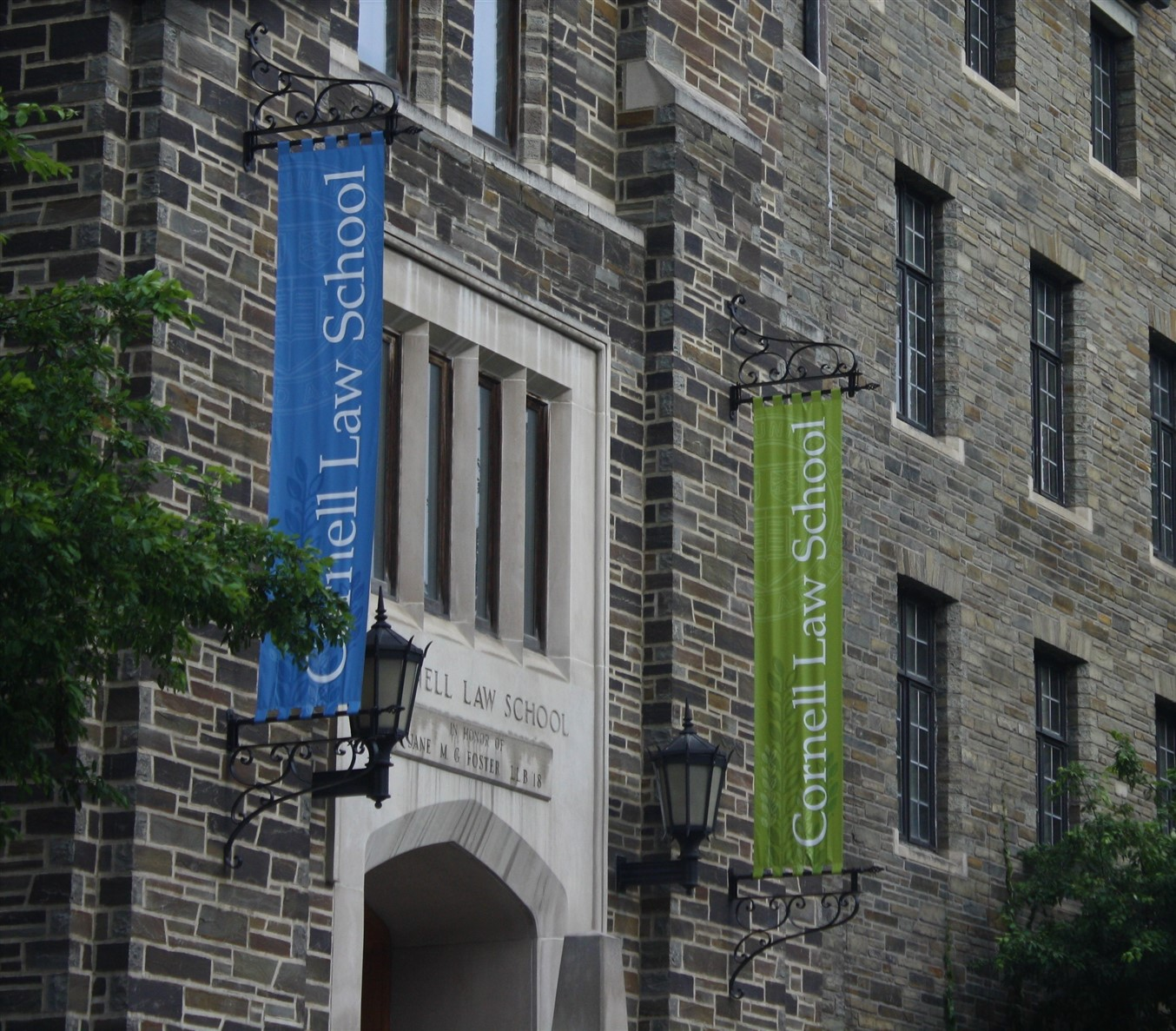 2009 06 17 Law School Road Trip Day 2 6 Cornell Visit.jpg