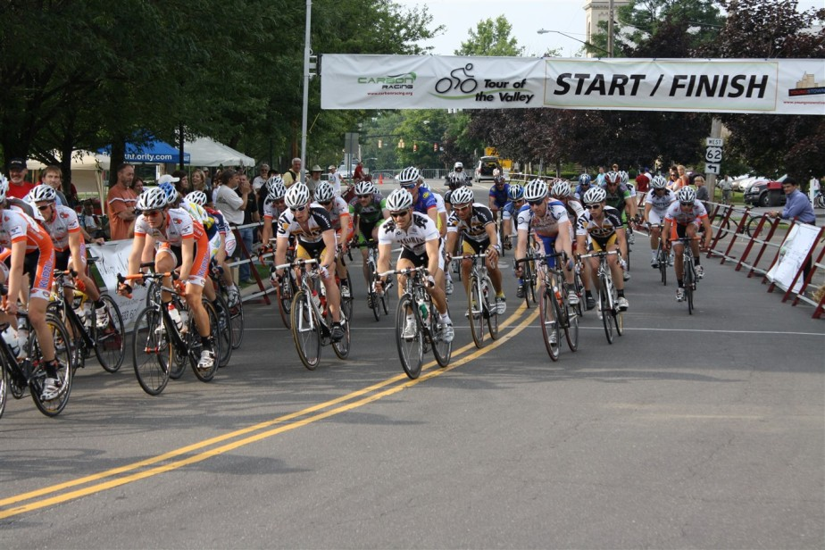 Youngstown – July 2009 – Bike Races