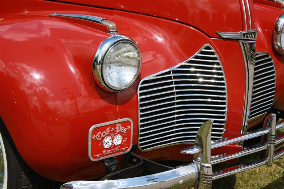 Canfield, OH – July 2009 – Car Show