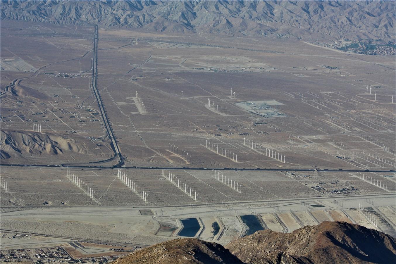 2009 08 24 107 Mt San Jacinto and Palm Springs Tram.jpg