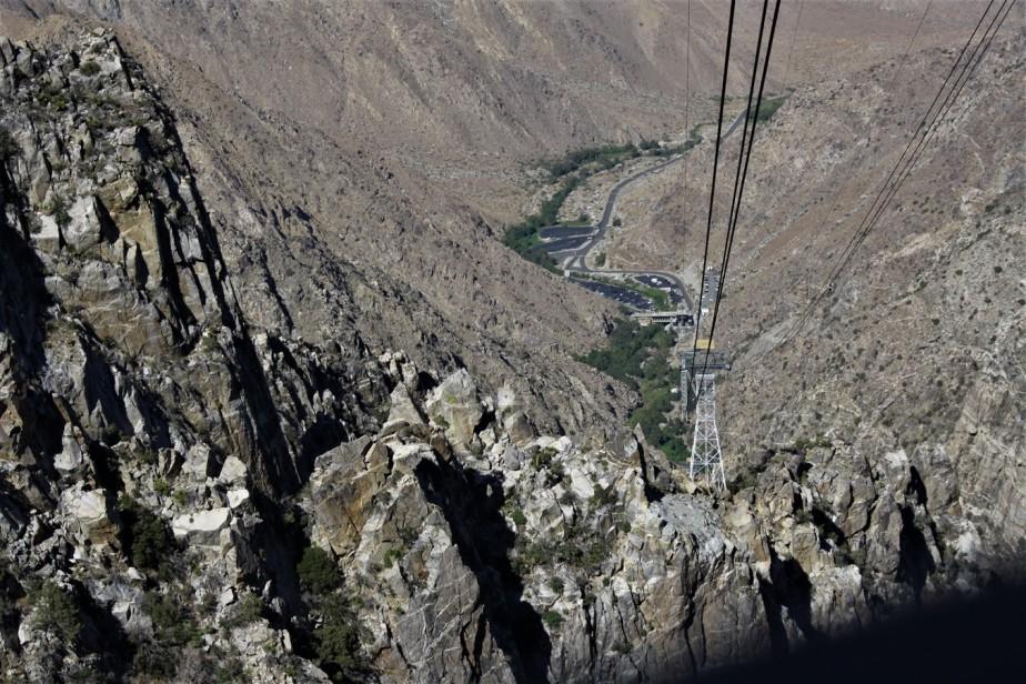 Palm Springs, CA – August 2009 – AerialTram