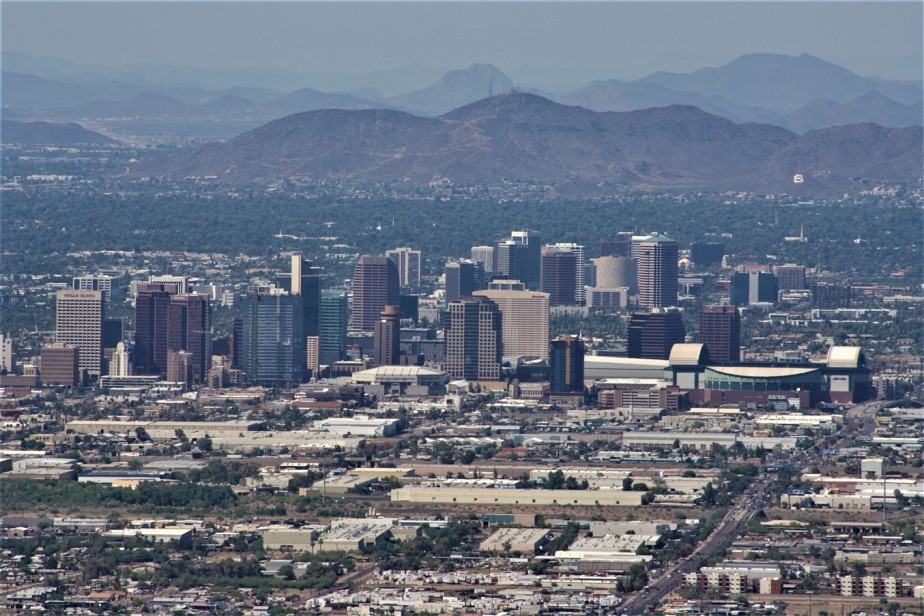 Phoenix – August 2009 – A Day in the Valley of the Sun