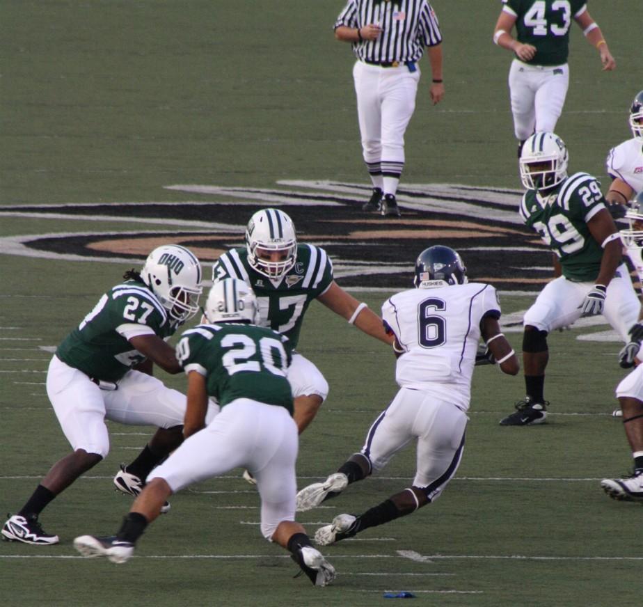 Athens, OH – September 2009 – Ohio University FootballGame