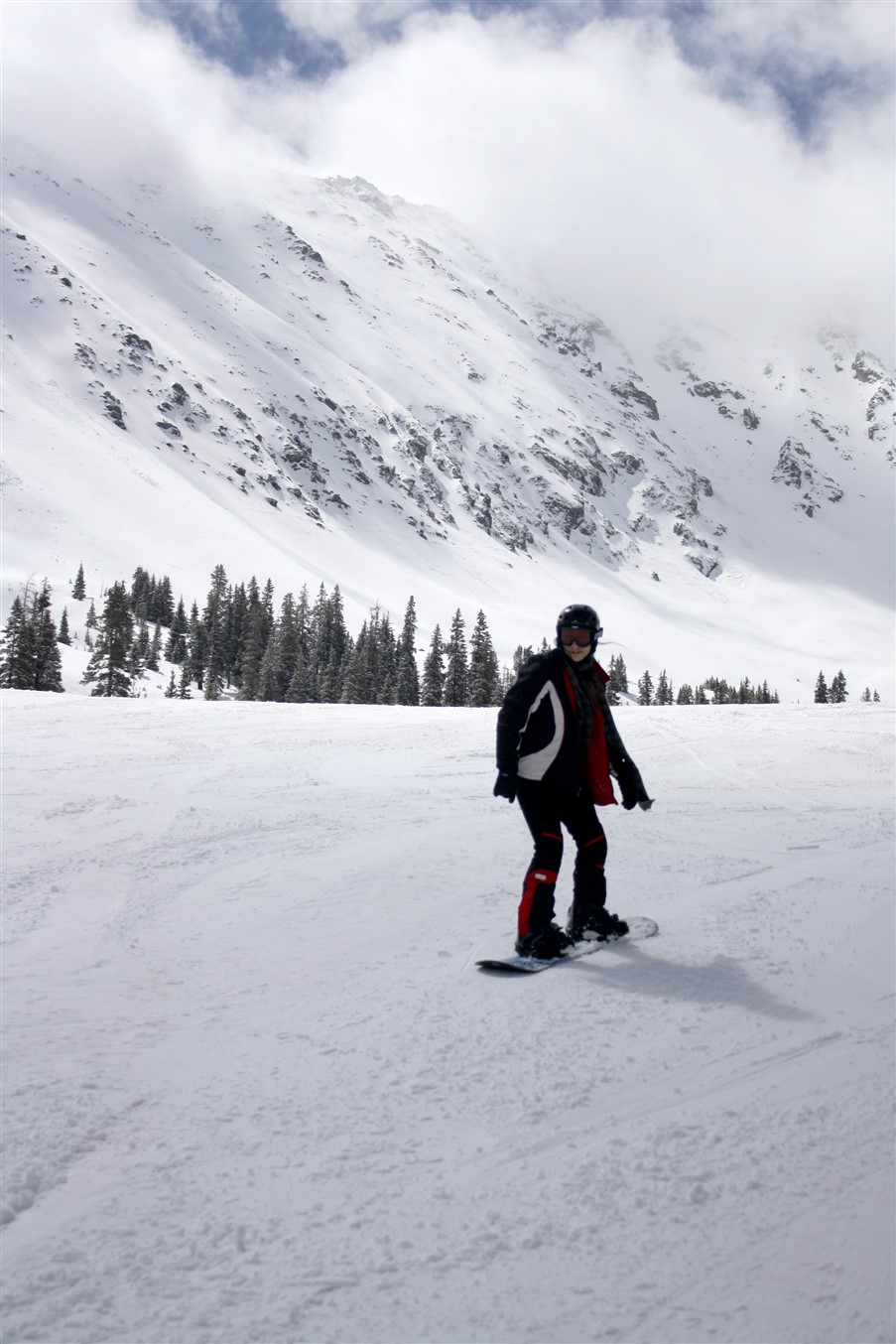 Denver – May 2010 – Snow Fun at Arapahoe Basin