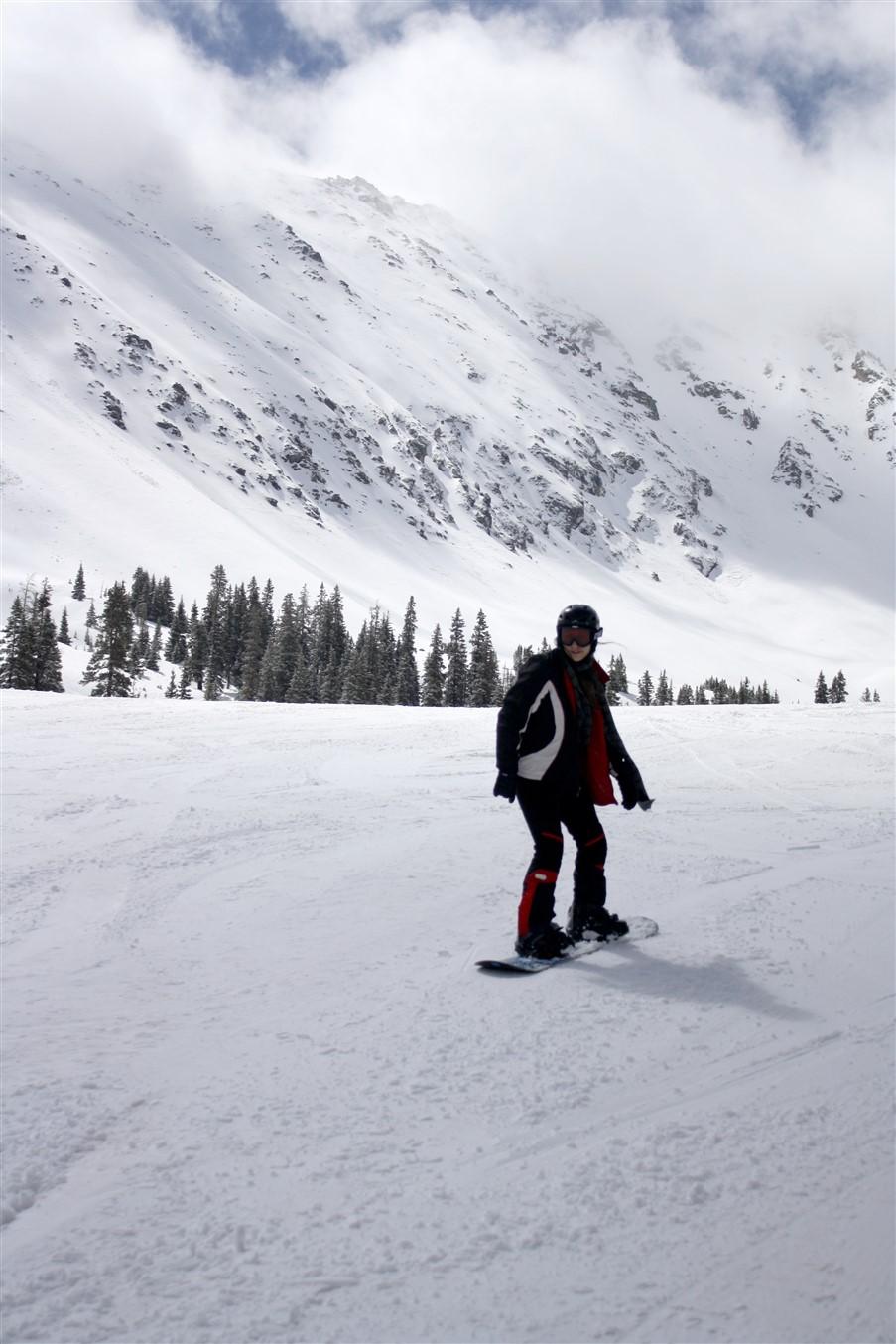 Denver – May 2010 – Snow Fun at ArapahoeBasin