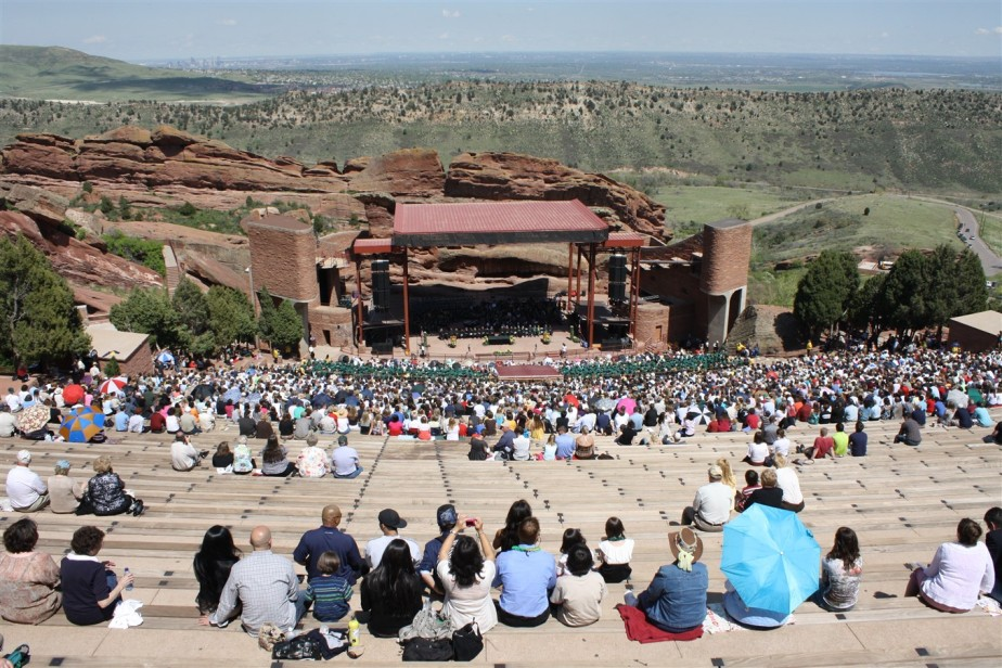 Denver – May 2010 – Red Rocks