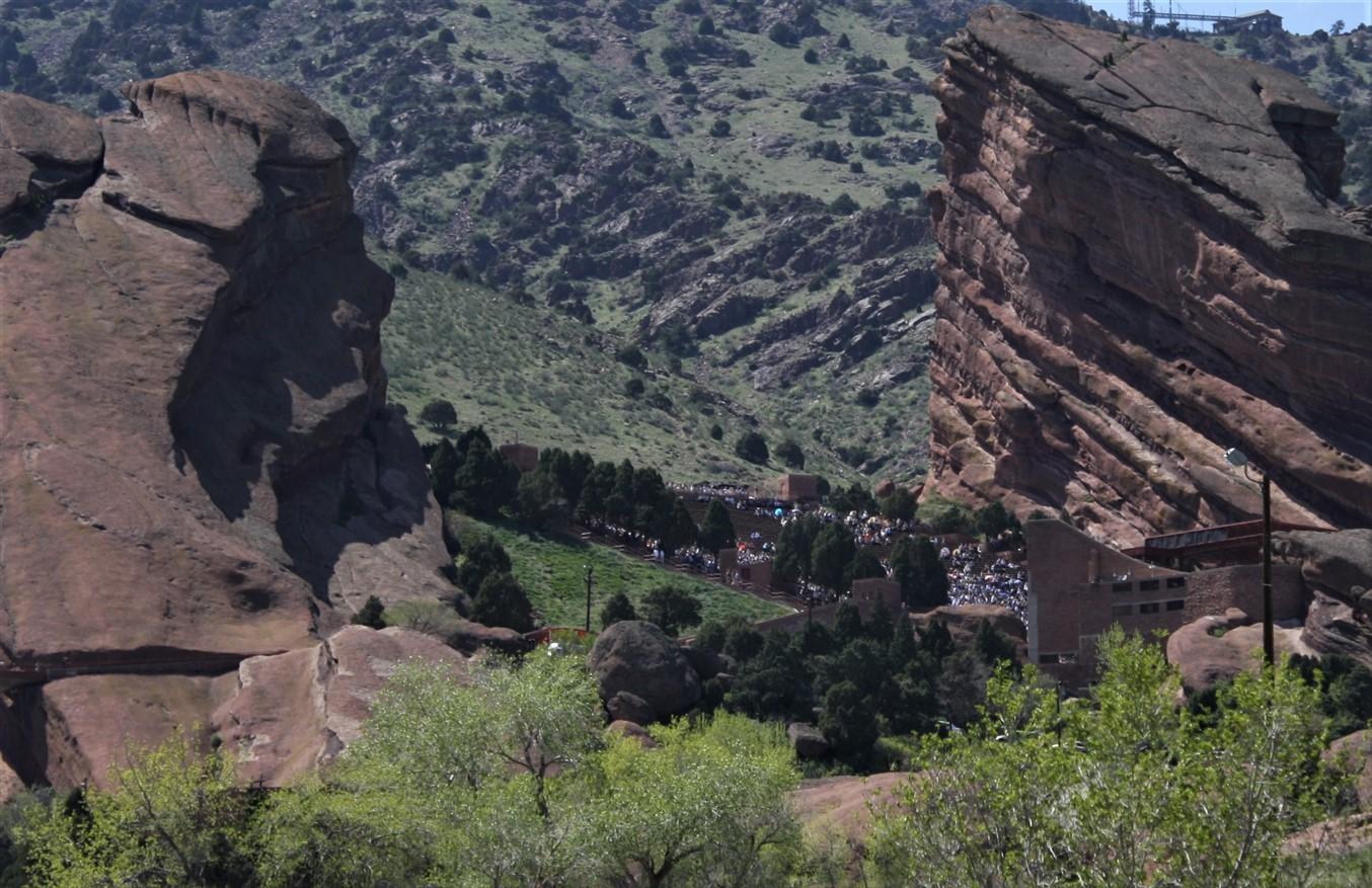 2010 05 20 Colorado 91 Clear Red Rocks Park.jpg