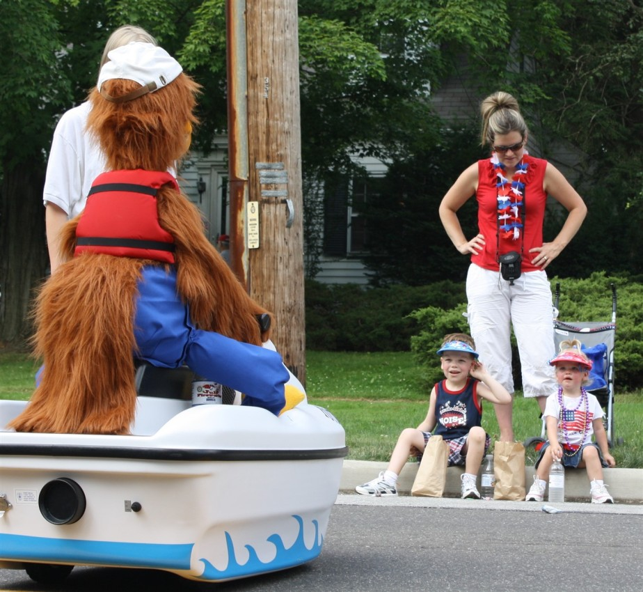 Canfield, OH – July 2010 – Small Town4th
