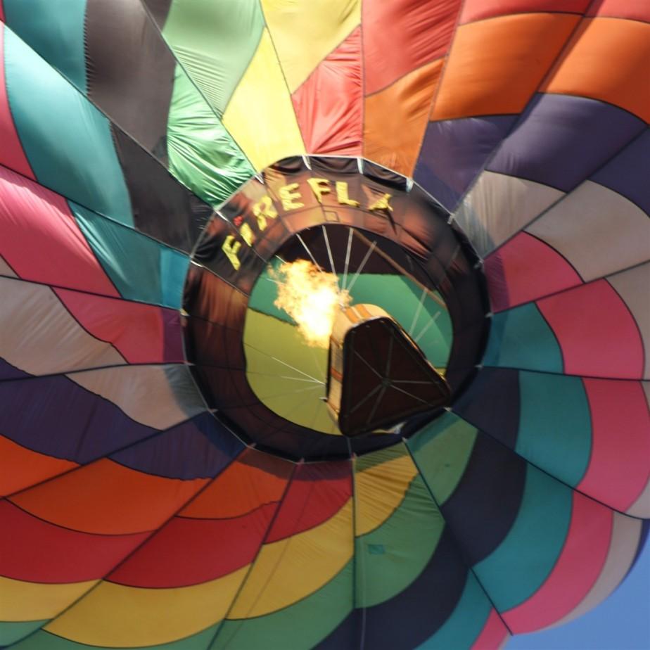 Canton – July 2011 – Hot Air BalloonFestival