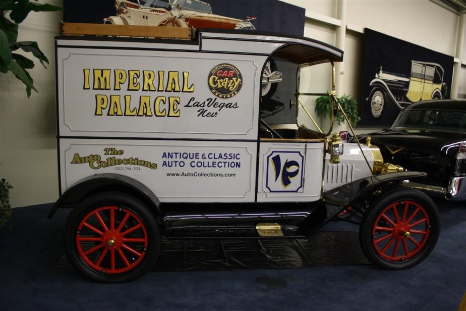 Las Vegas – December 2011 – Imperial Palace AutoMuseum