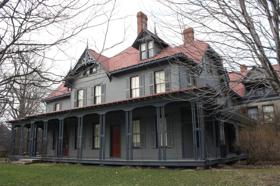 Mentor, OH – February 2012 – James Garfield National Historic Site