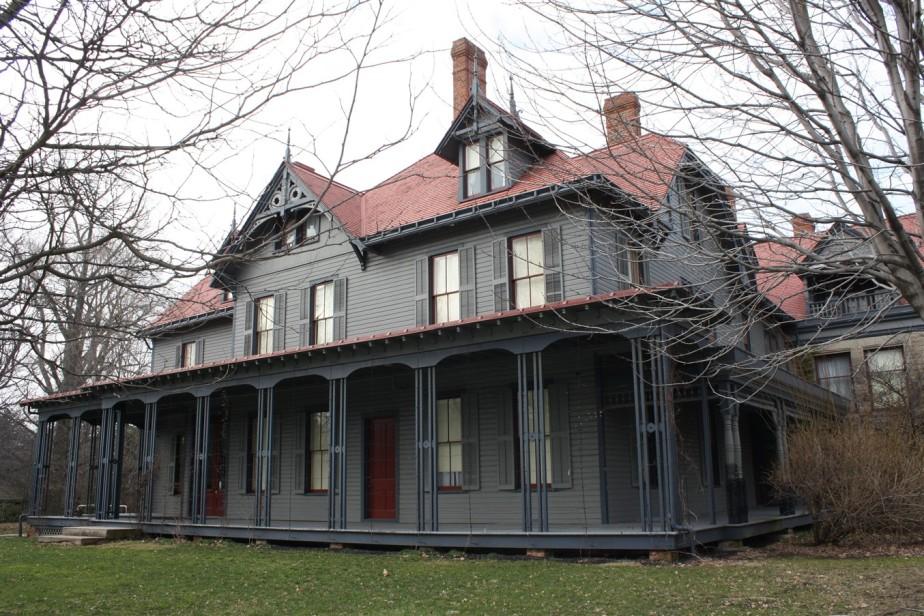 Mentor, OH – February 2012 – James Garfield National HistoricSite