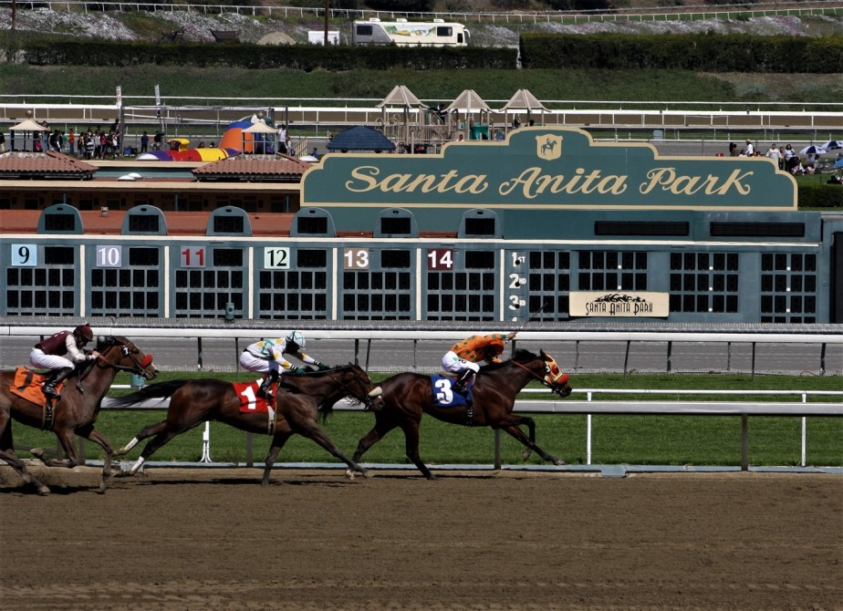 Arcadia, CA – March 2012 – A Day At Santa Anita